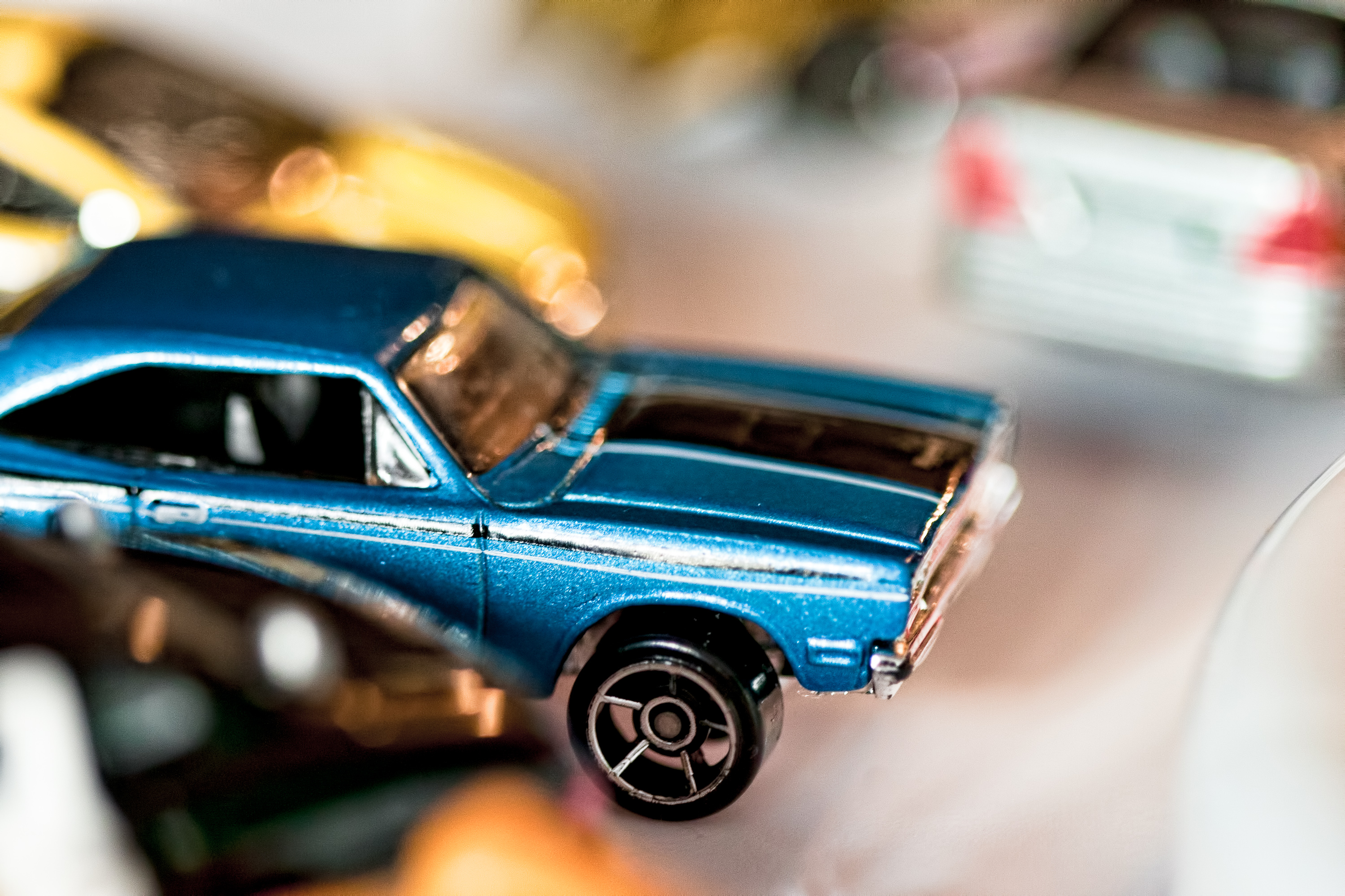 Toy Cars Christopher Martin Photography