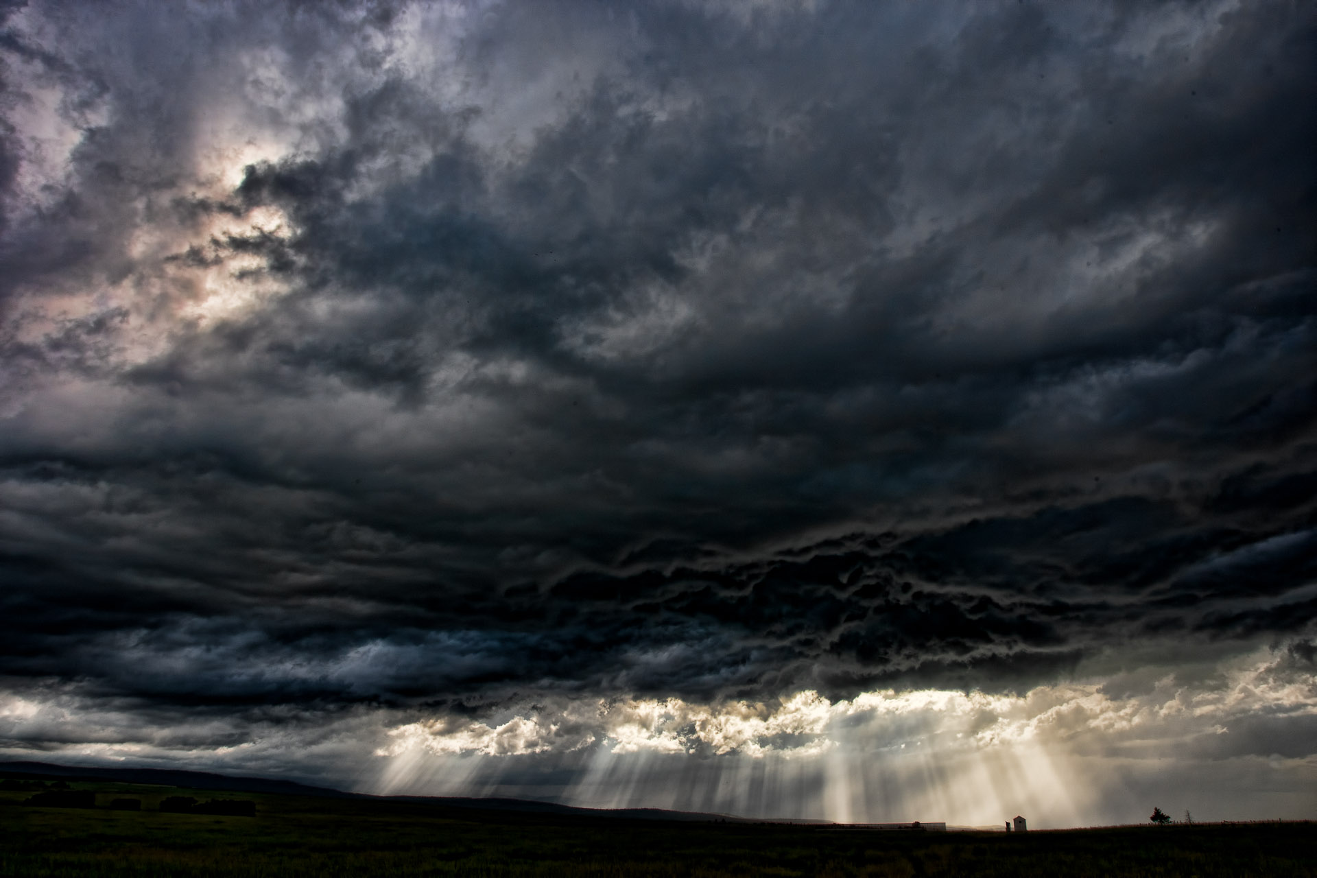 dark clouds | Christopher Martin Photography