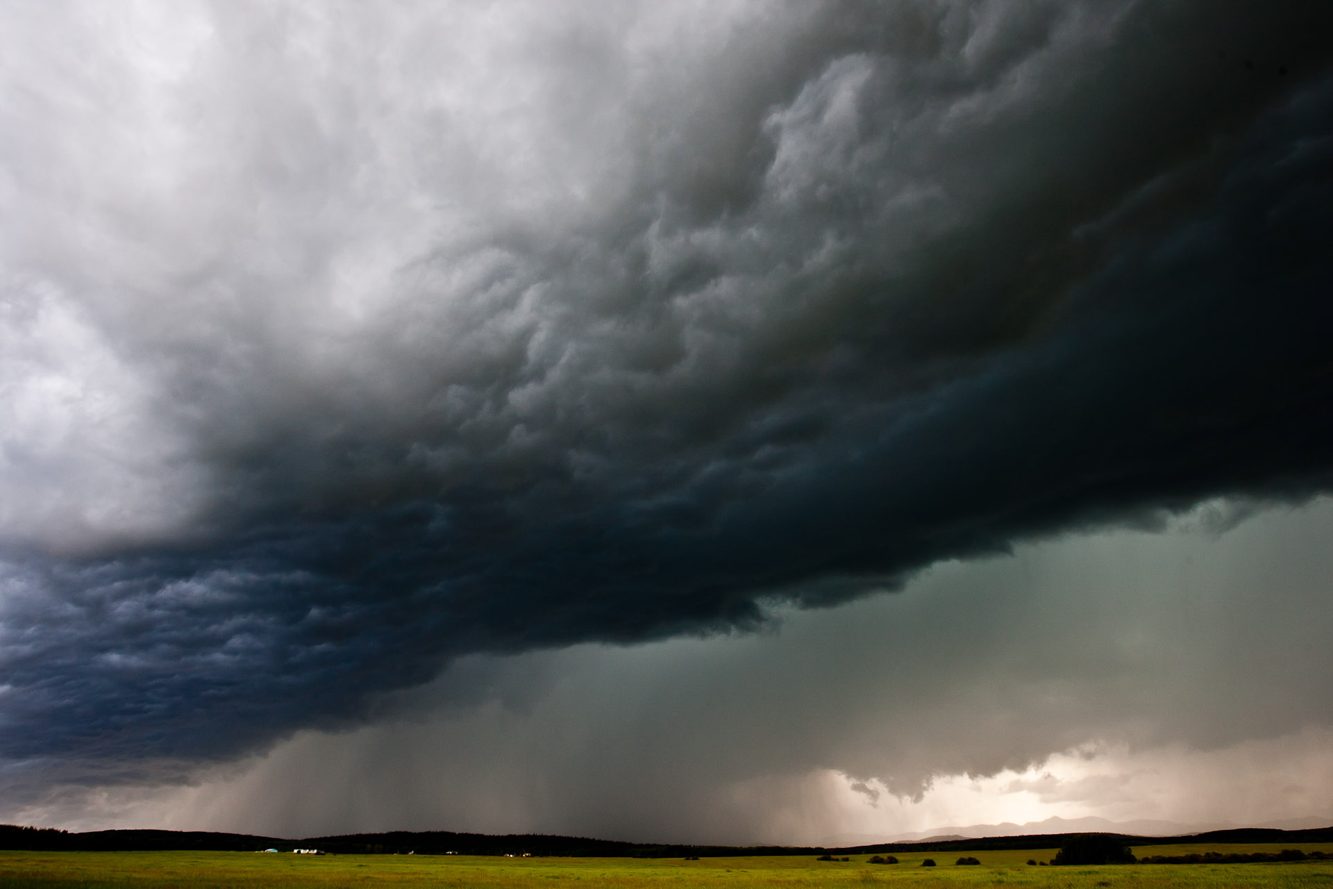 dark clouds | Christopher Martin Photography