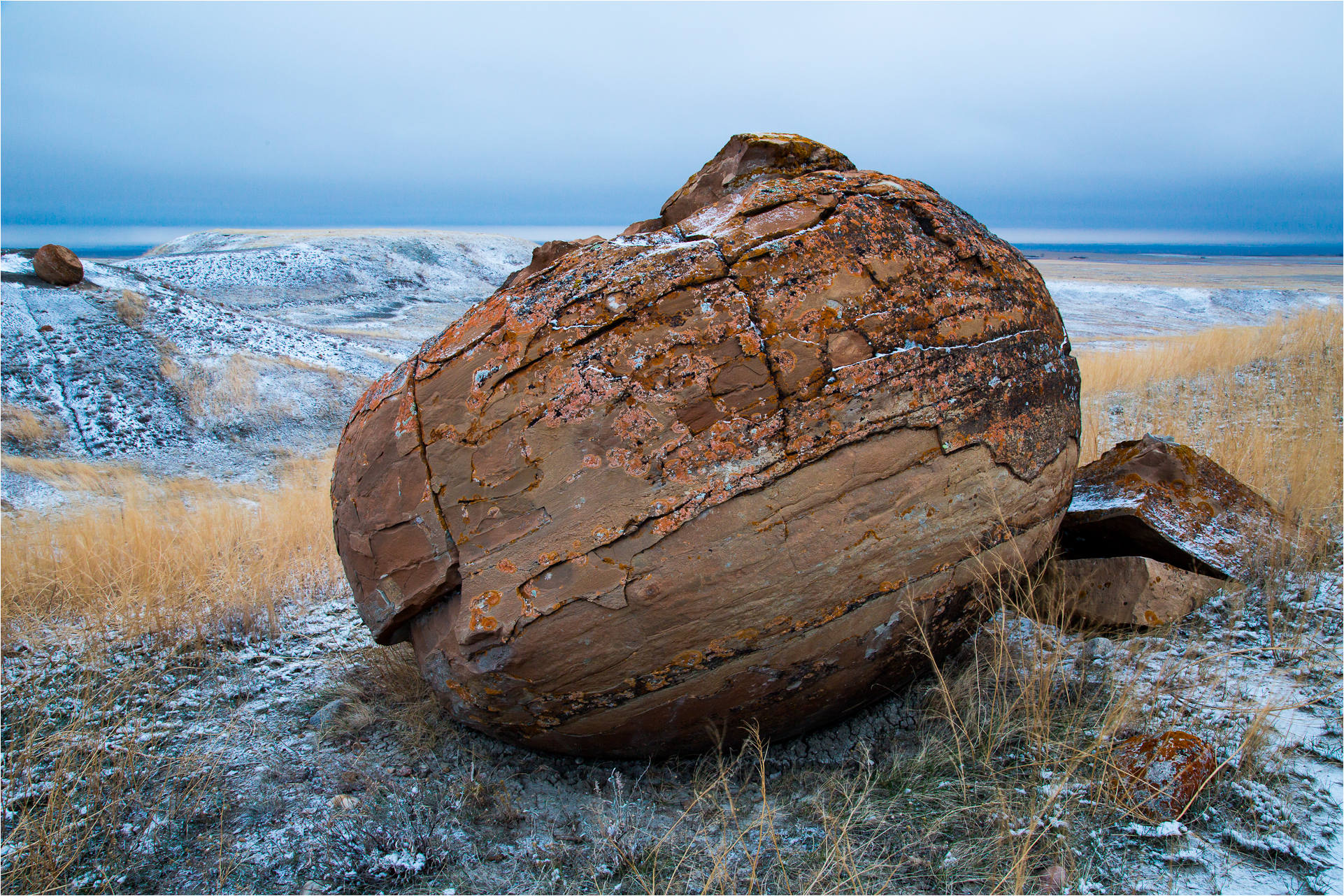 Red Rock Coulee Natural Area Christopher Martin Photography