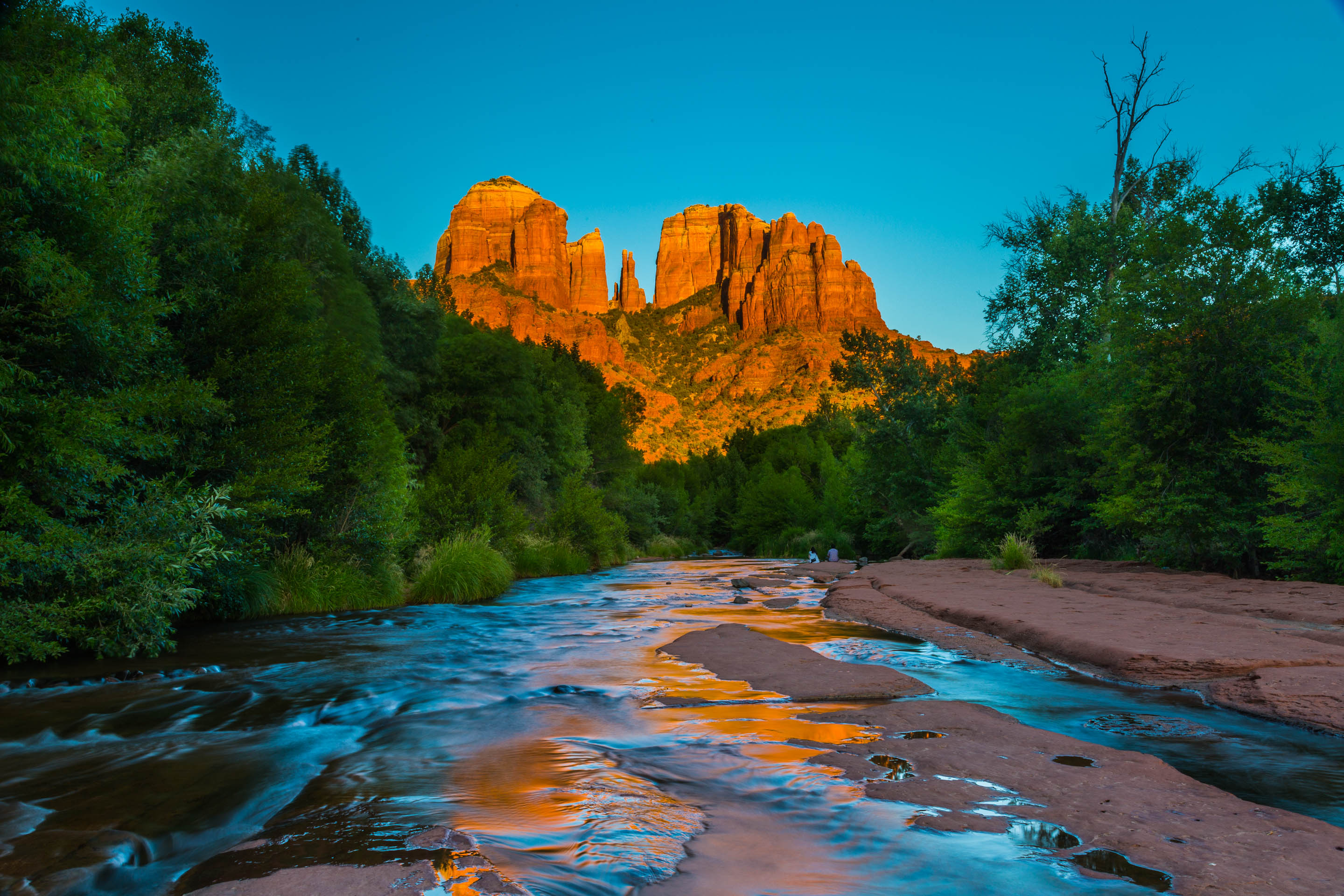 Cathedral Rock | Christopher Martin Photography