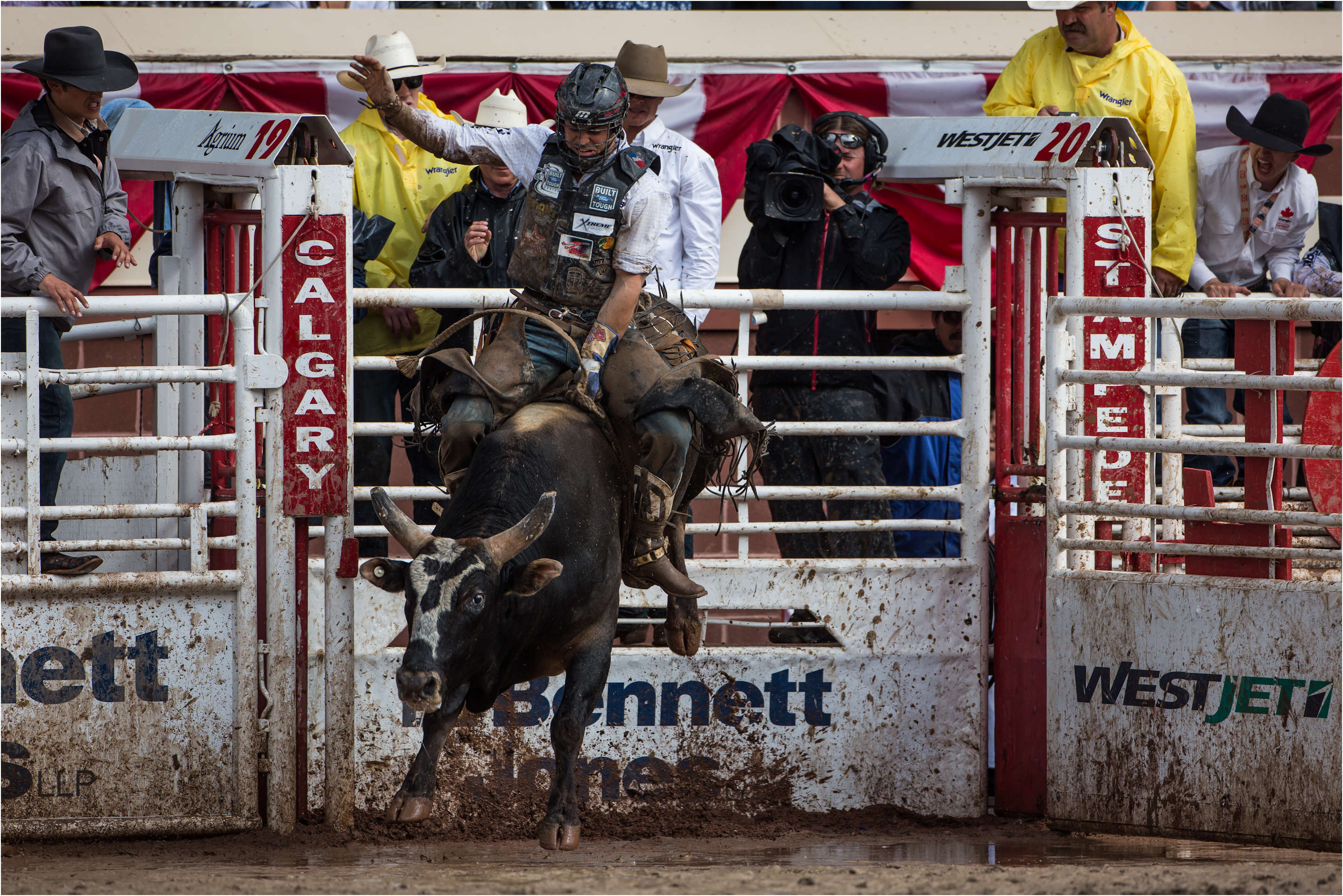 Bull Riding Championship Christopher Martin Photography
