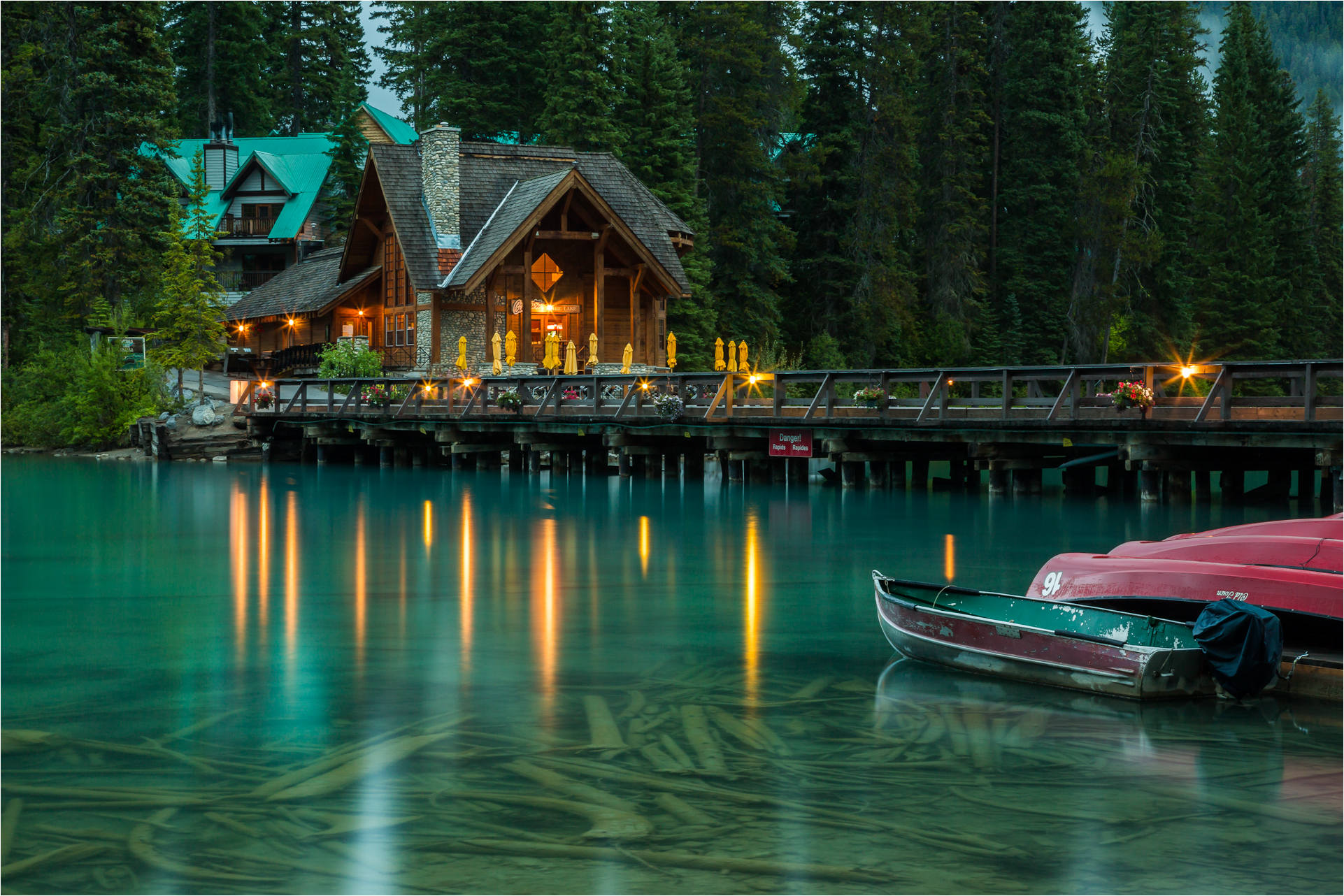 Emerald Lake Christopher Martin Photography