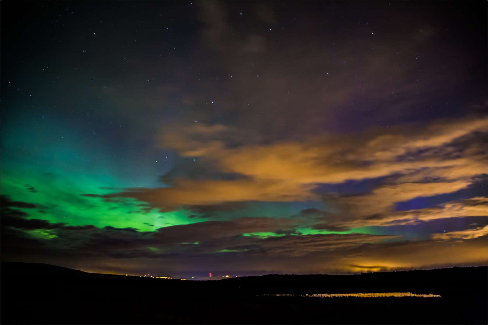 Photographing The Northern Lights Christopher Martin