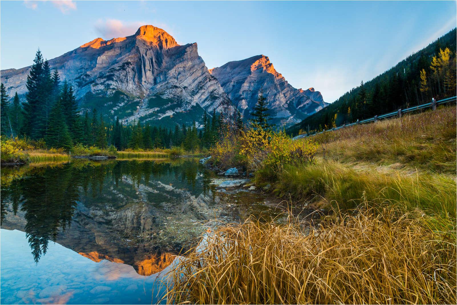 Mount Kidd | Christopher Martin Photography