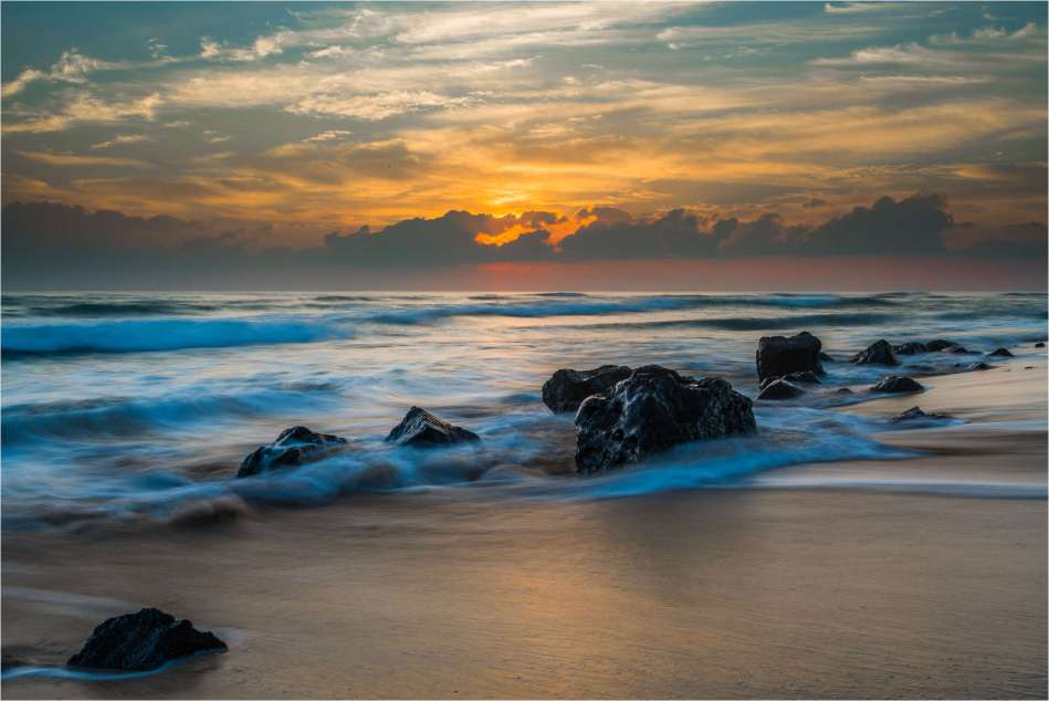 A veiled sunrise - © Christopher Martin-4035