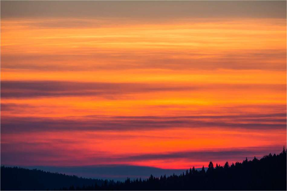 Fire in the sky, winter edition - © Christopher Martin-6558-2