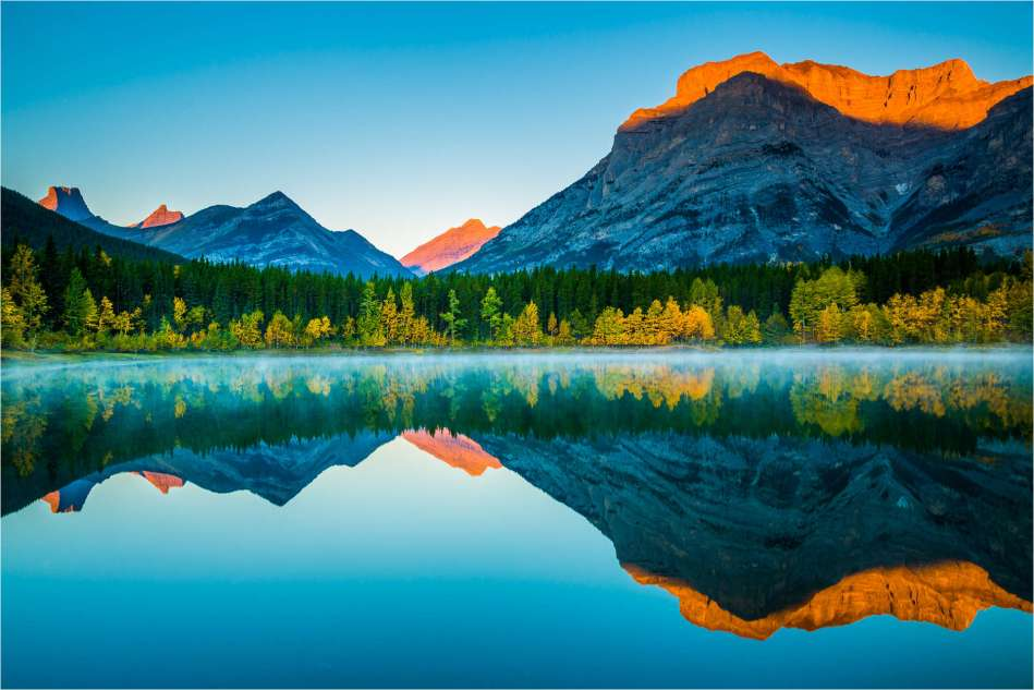 Dawn in Kananaskis - © Christopher Martin-9344
