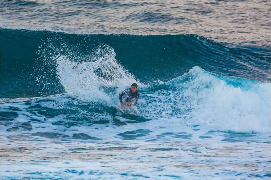 Boogie boarder - © Christopher Martin-0814