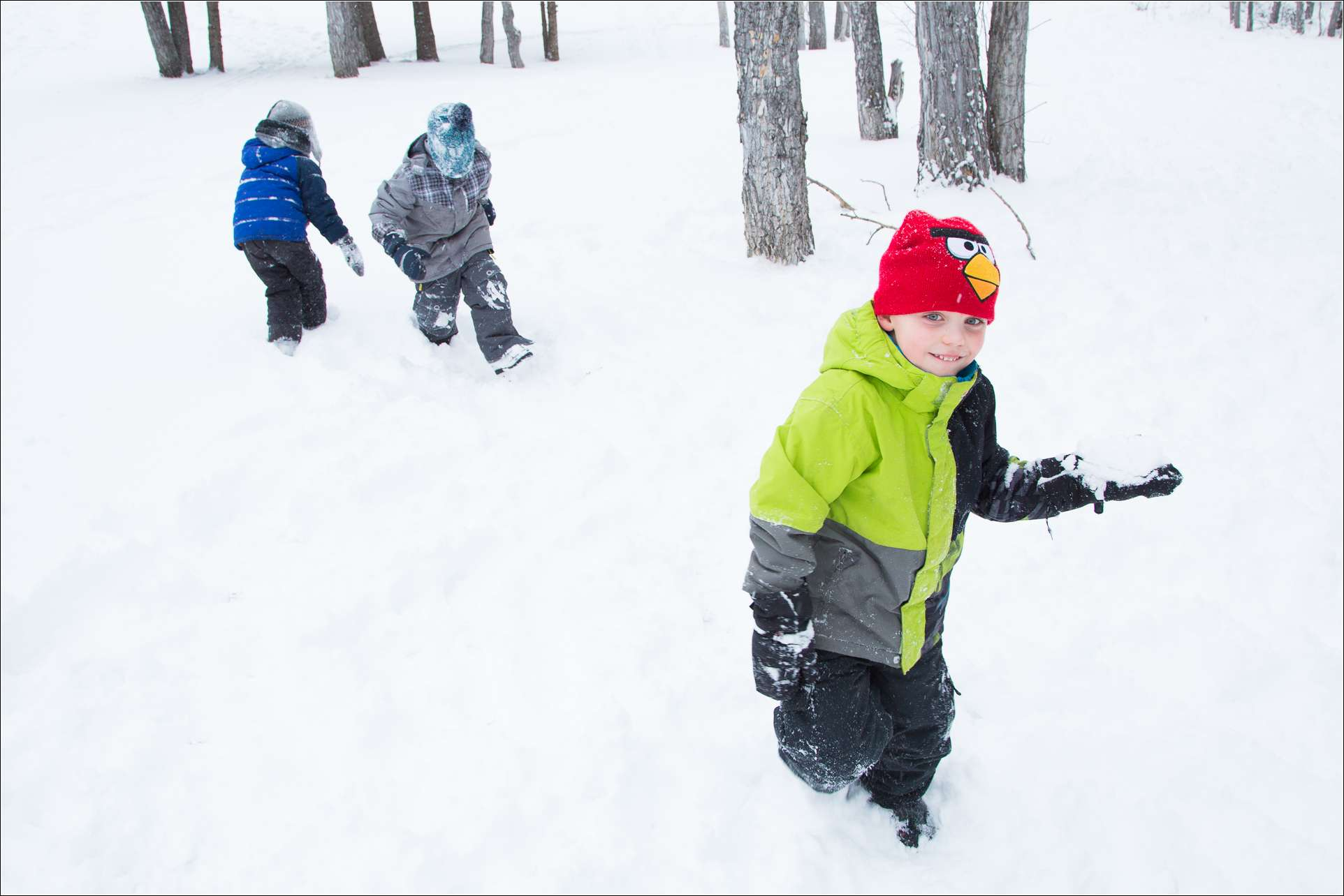 Snow fight - © Christopher Martin-0046