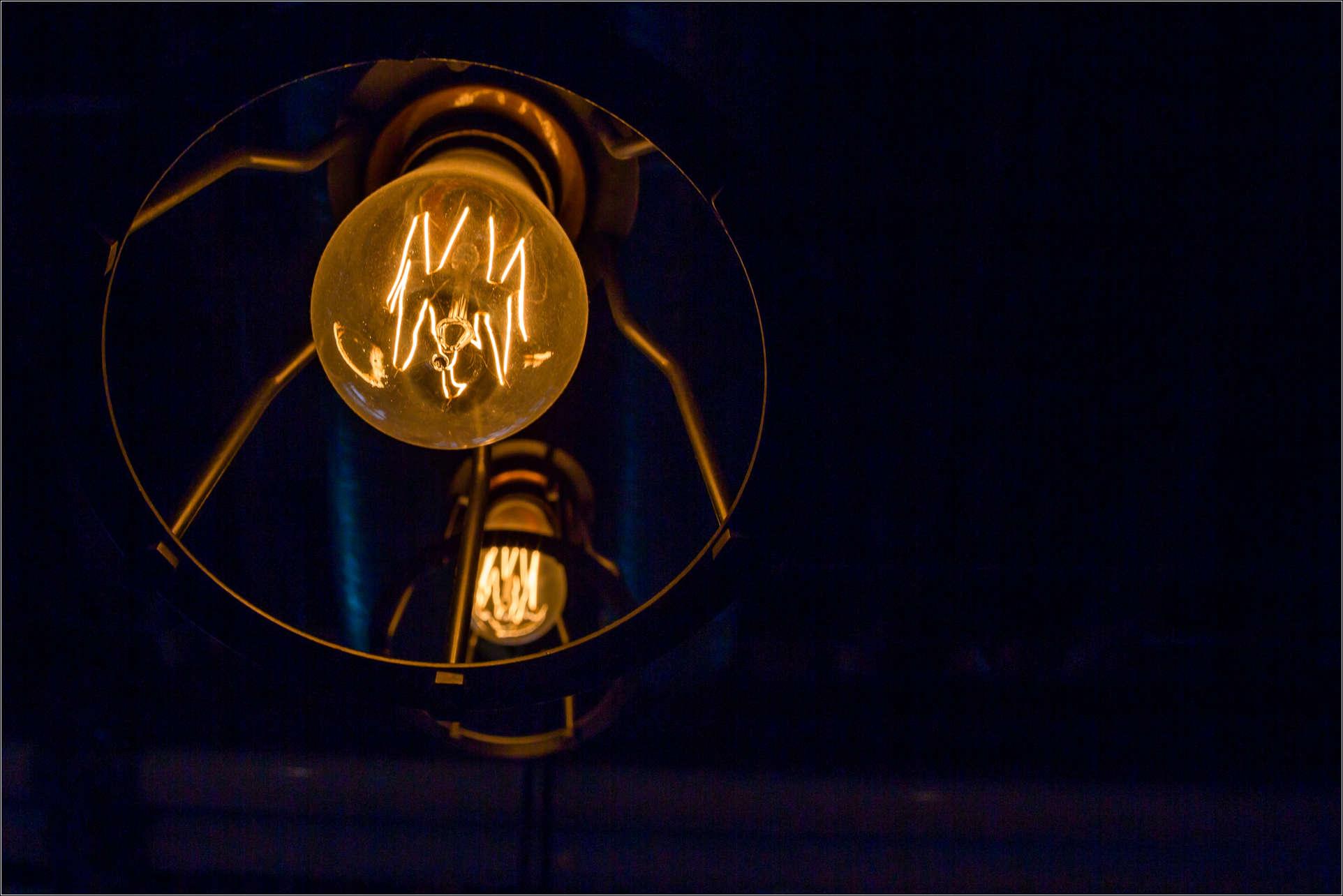 Steampunk lighting - 2013 © Christopher Martin