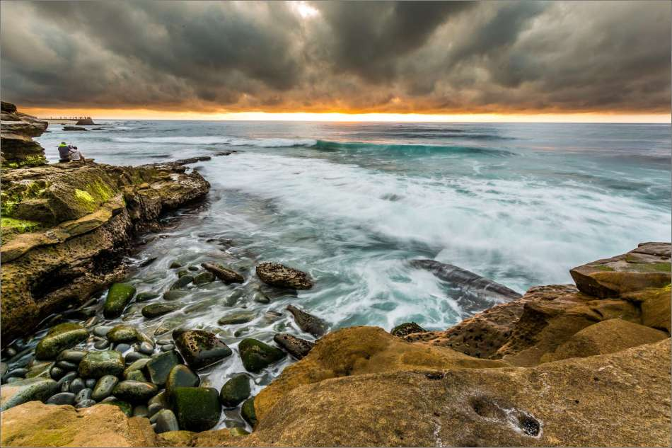 La Jolla Sunset - 2013 © Christopher Martin