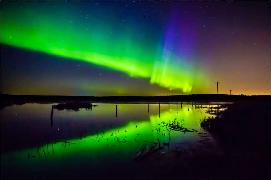 Prairie Aurora - 2013 © Christopher Martin