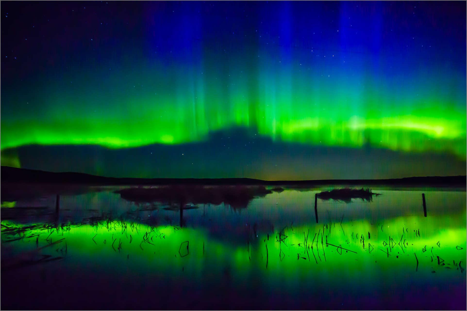 Last Night   s Northern LightsNorthern Lights
