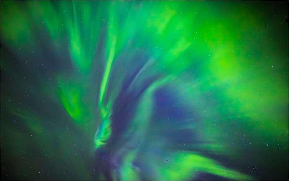 Aurora Borealis - 2013 © Christopher Martin