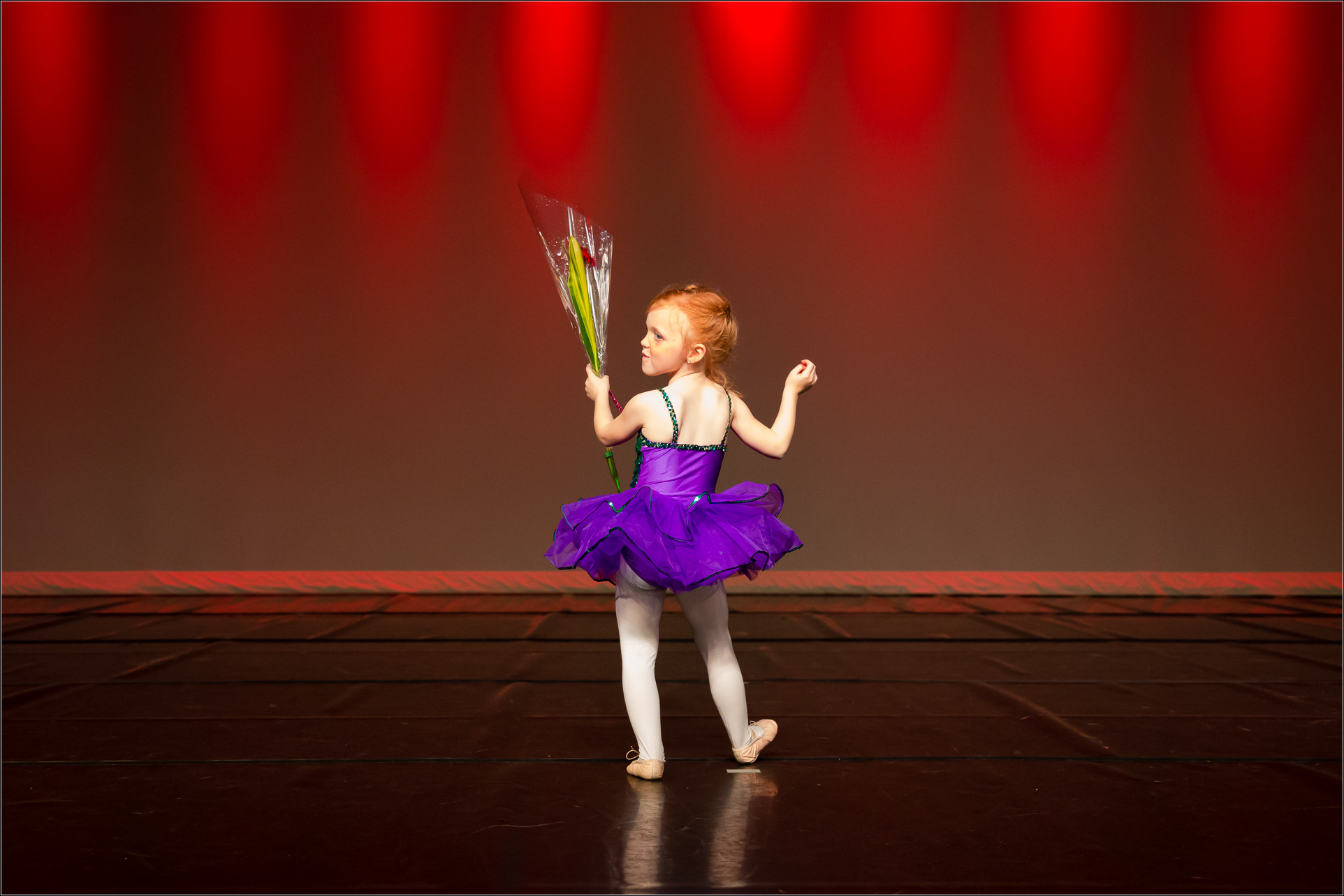 Kezia at the springbank dancers recital christopher martin photography flowers after the recital 2013 christopher martin mightylinksfo Choice Image