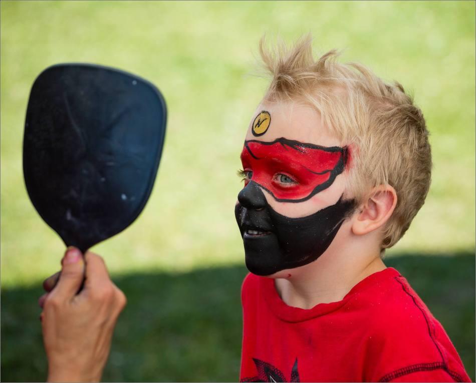 A Canadian ninja - 2013 © Christopher Martin