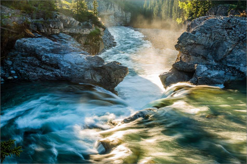 Elbow Falls Dawn - © Christopher Martin-7467