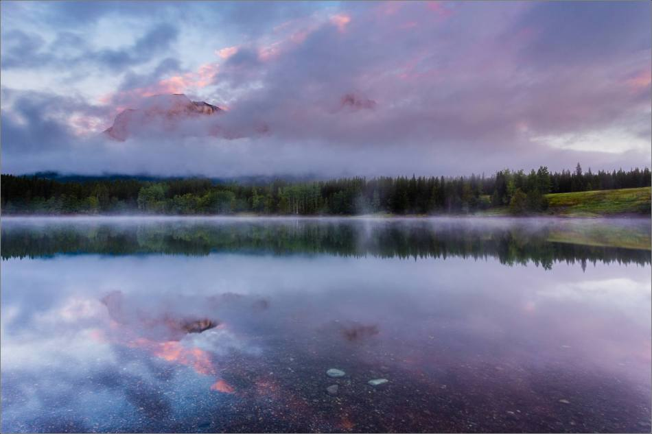 Sunrise at Wedge Pond - 2013 © Christopher Martin