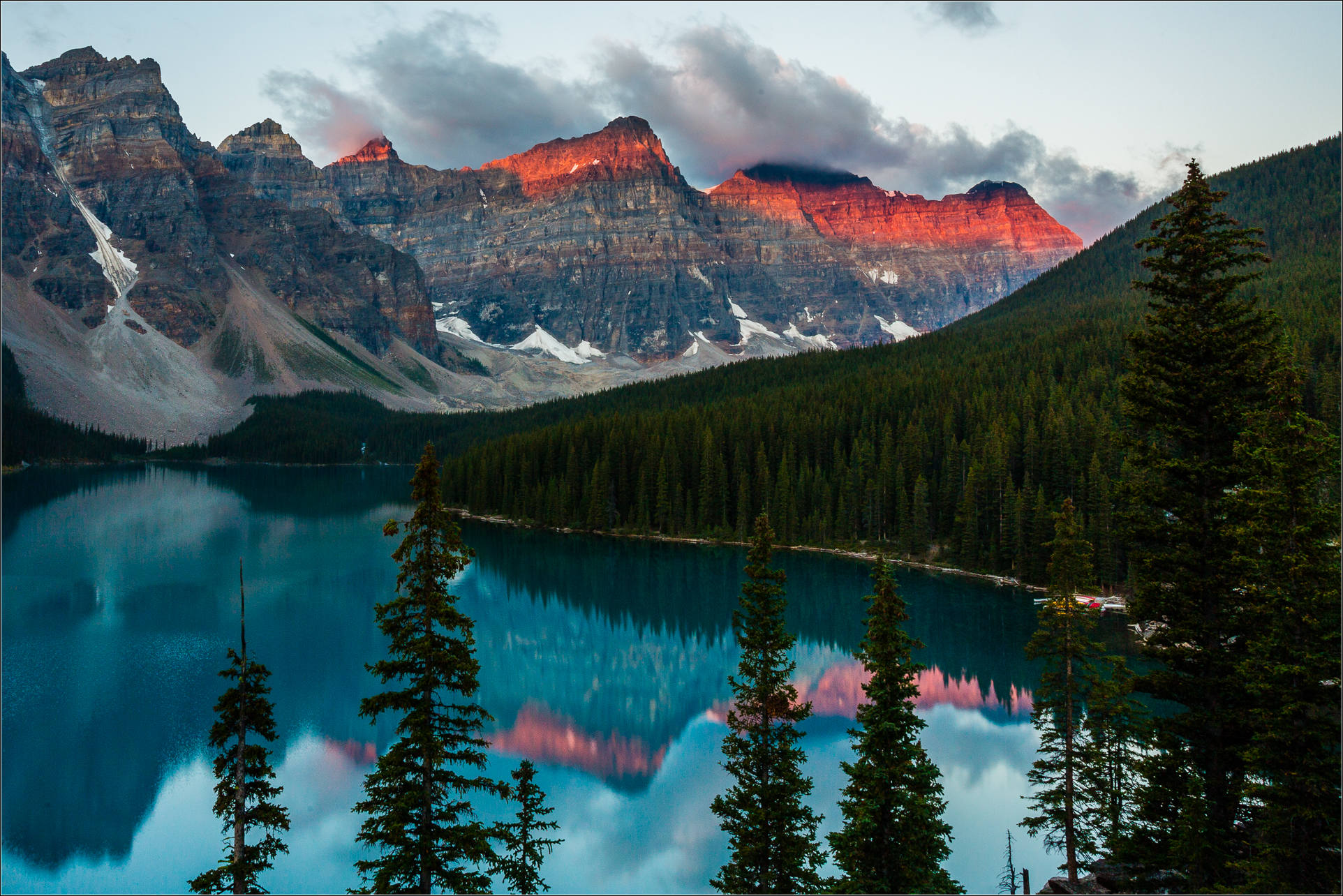Valley of the Ten Peaks Christopher Martin Photography