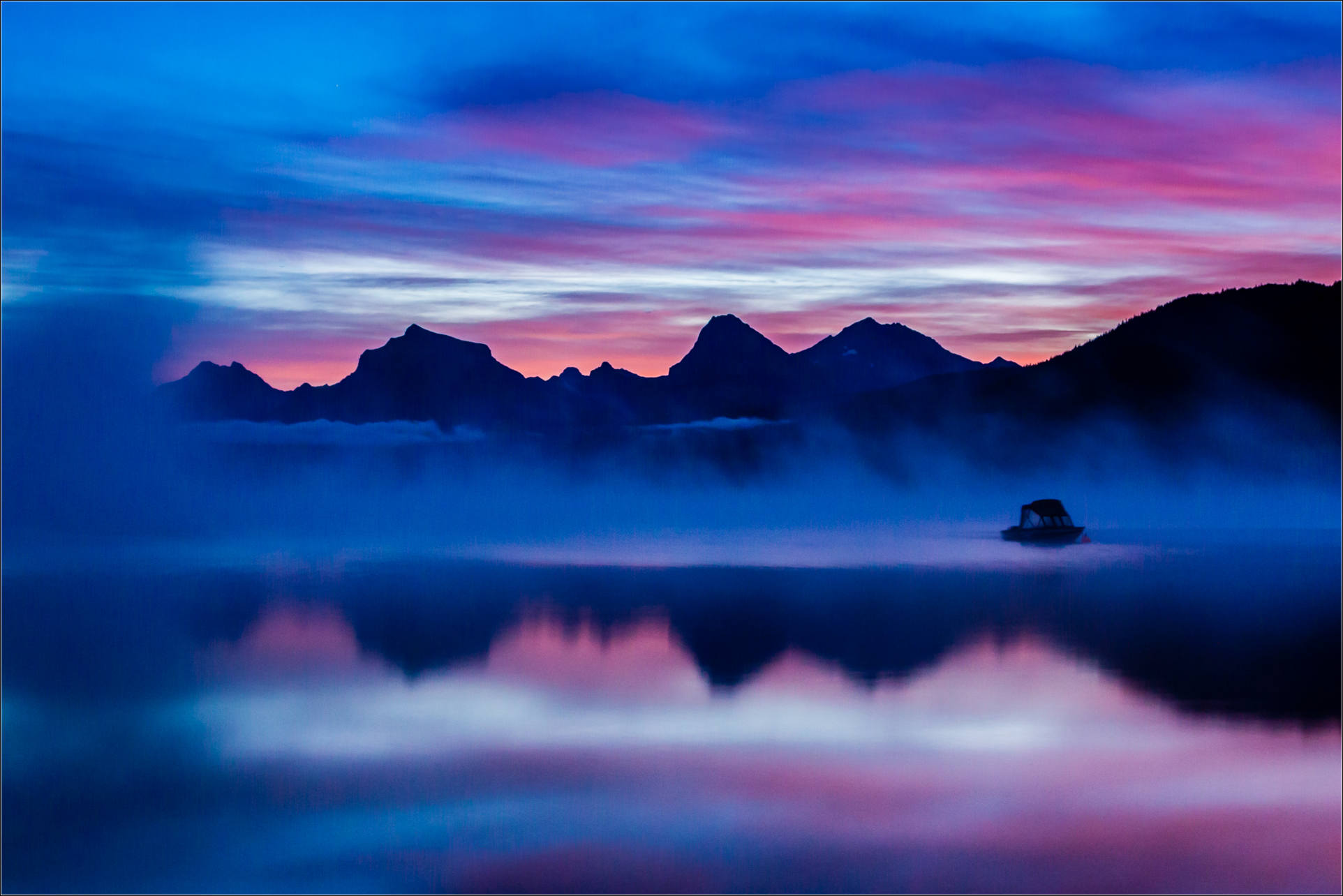 calm on the lake christopher martin photography