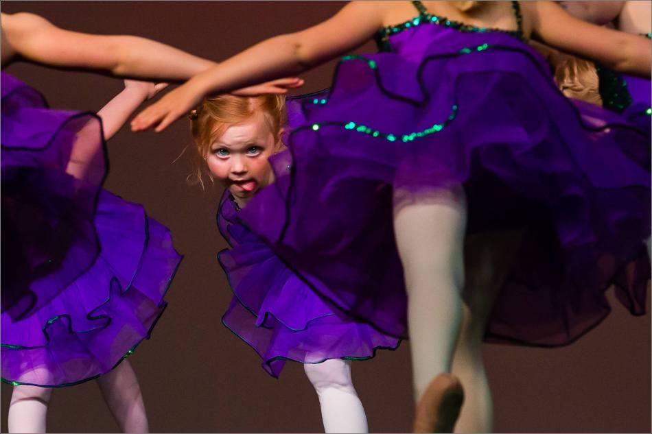 Kezia's recital concentration - 2013 © Christopher Martin