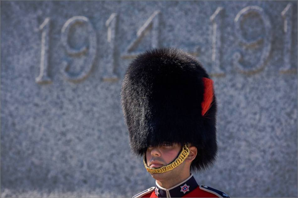 Honouring those who died or may die for their country - © Christopher Martin-17