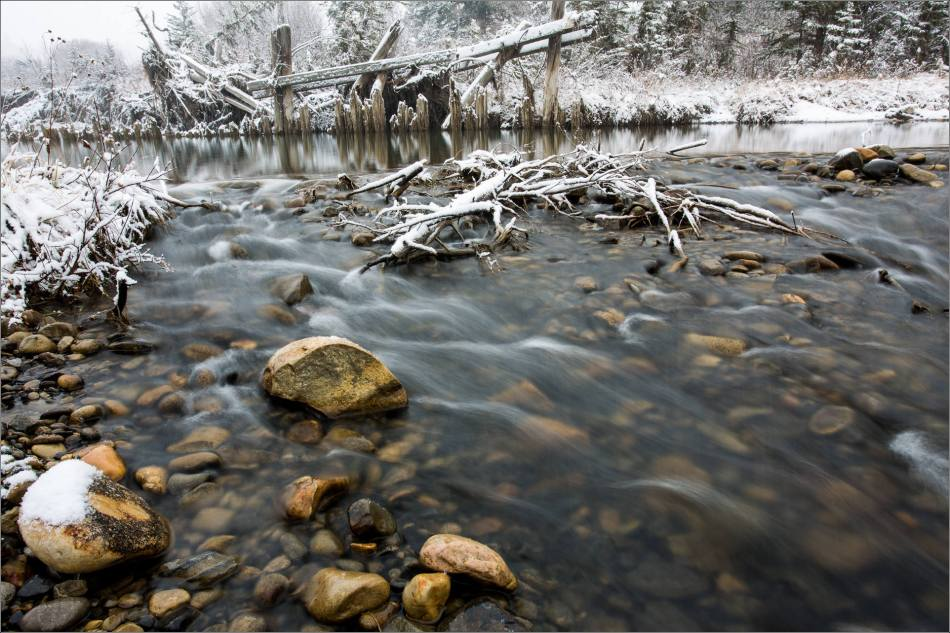 Little rapids - 2013 © Christopher Martin