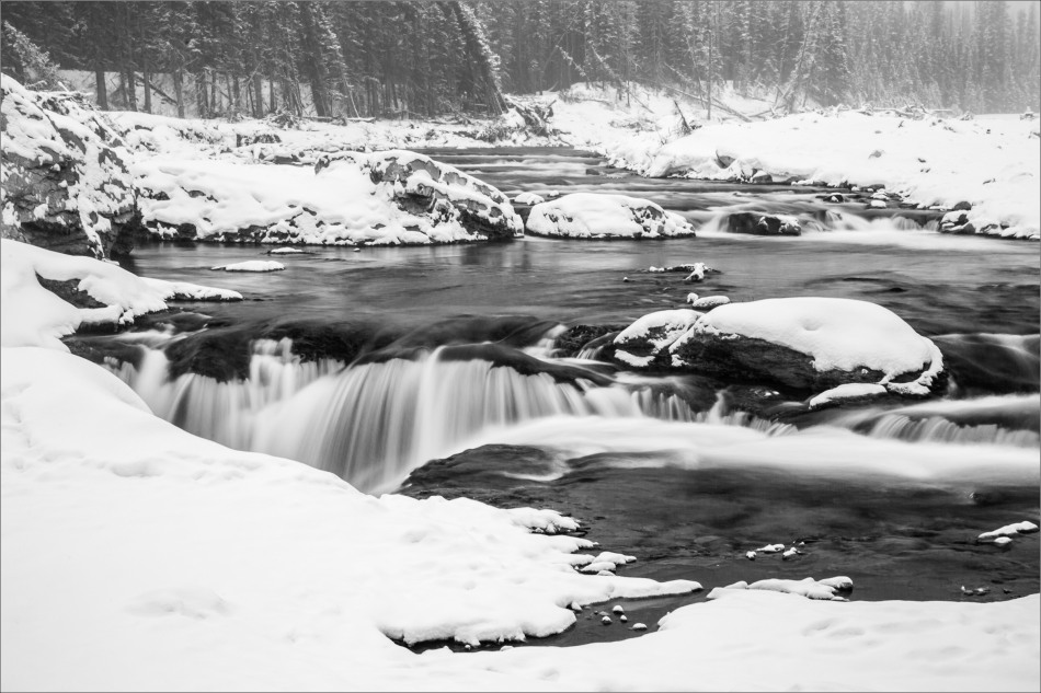 Elbow Falls - 2014 © Christopher Martin
