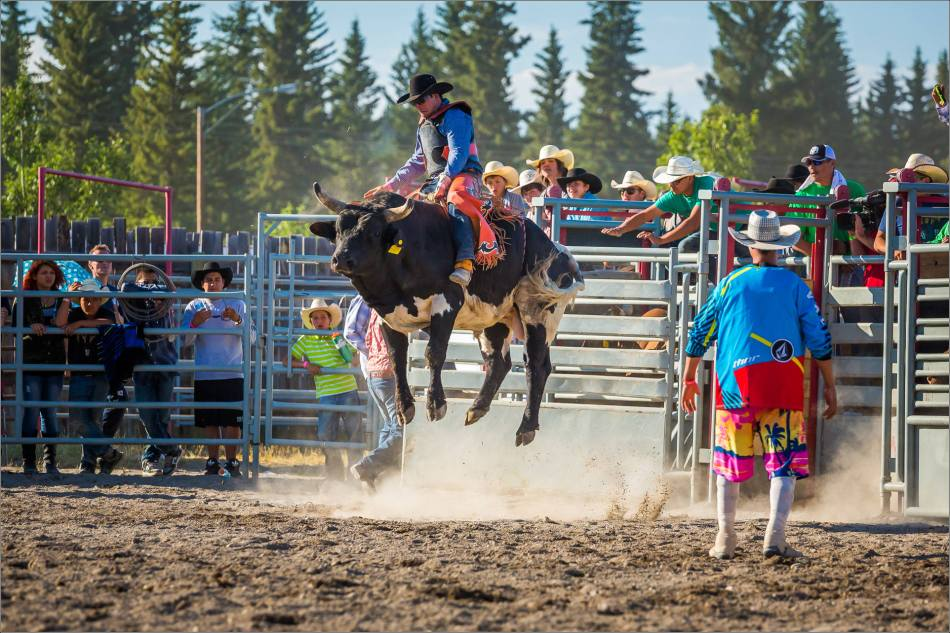 Rodeo airborne - 2014 © Christopher Martin