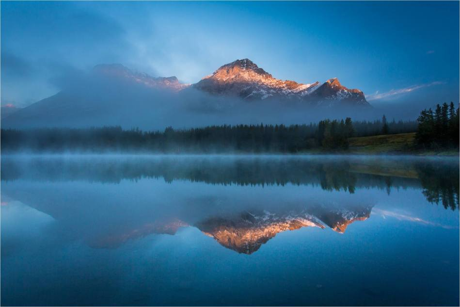 Wedge Pond Mists - © Christopher Martin-0024