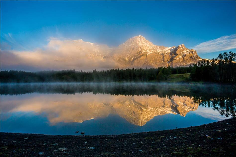 Wedge Pond Mists - © Christopher Martin-0124