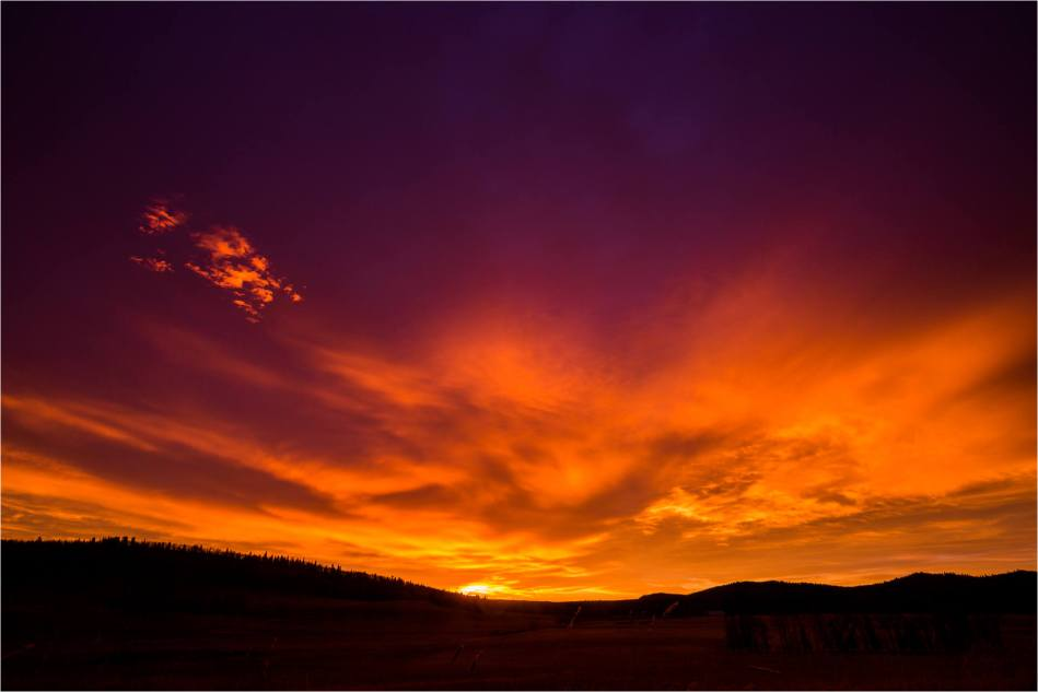 Dawn over Fawn Hills - © Christopher Martin-6646