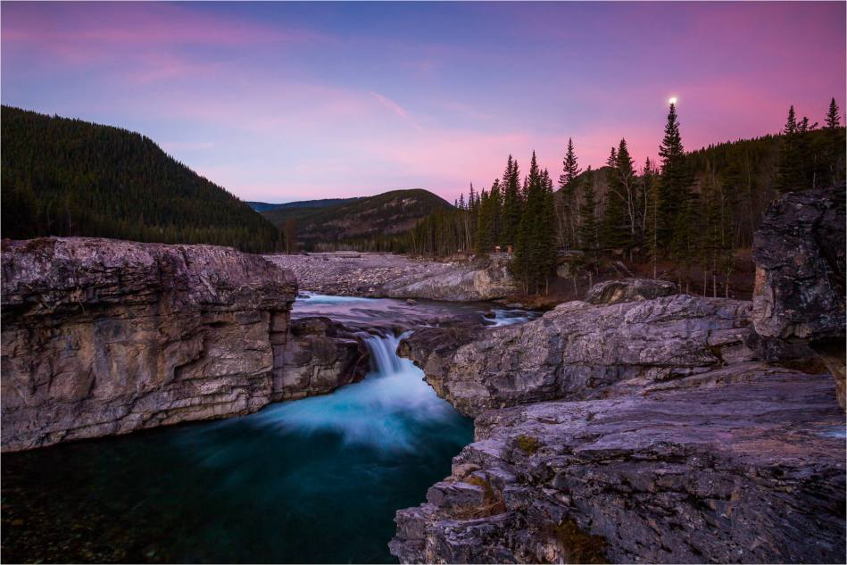 Elbow Falls Dawn - © Christopher Martin-9682-2