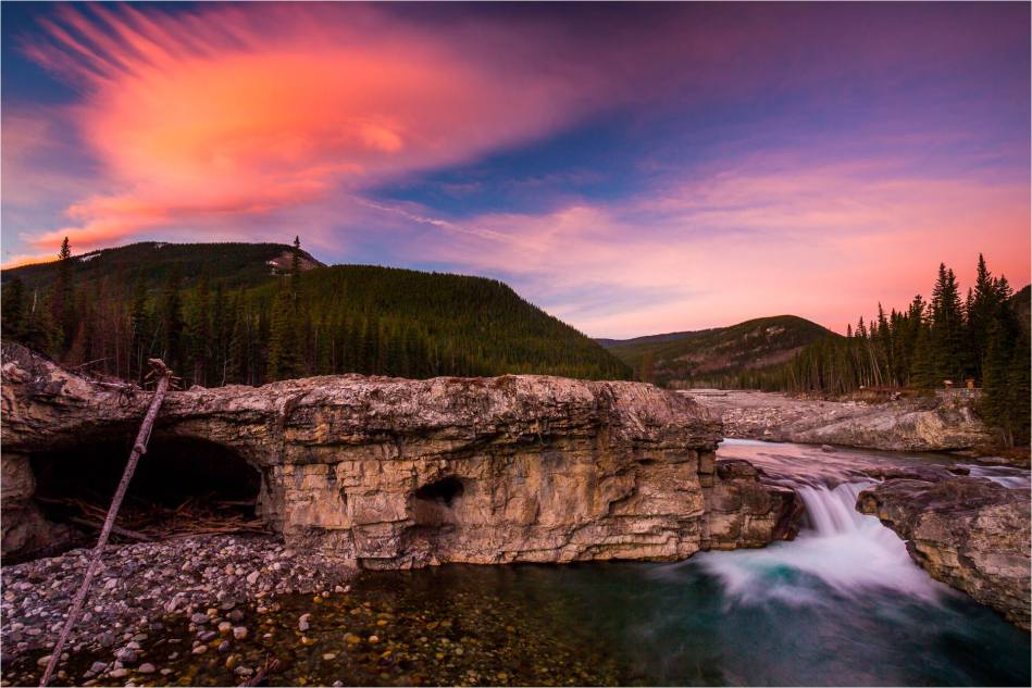 Elbow Falls Dawn - © Christopher Martin-9699-1