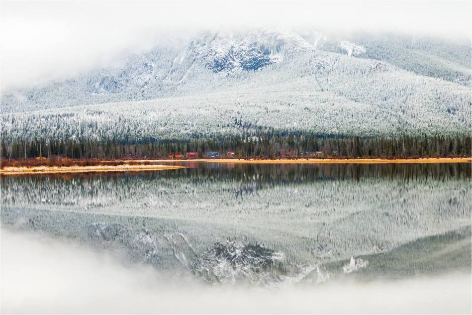 November in Banff - © Christopher Martin-5469