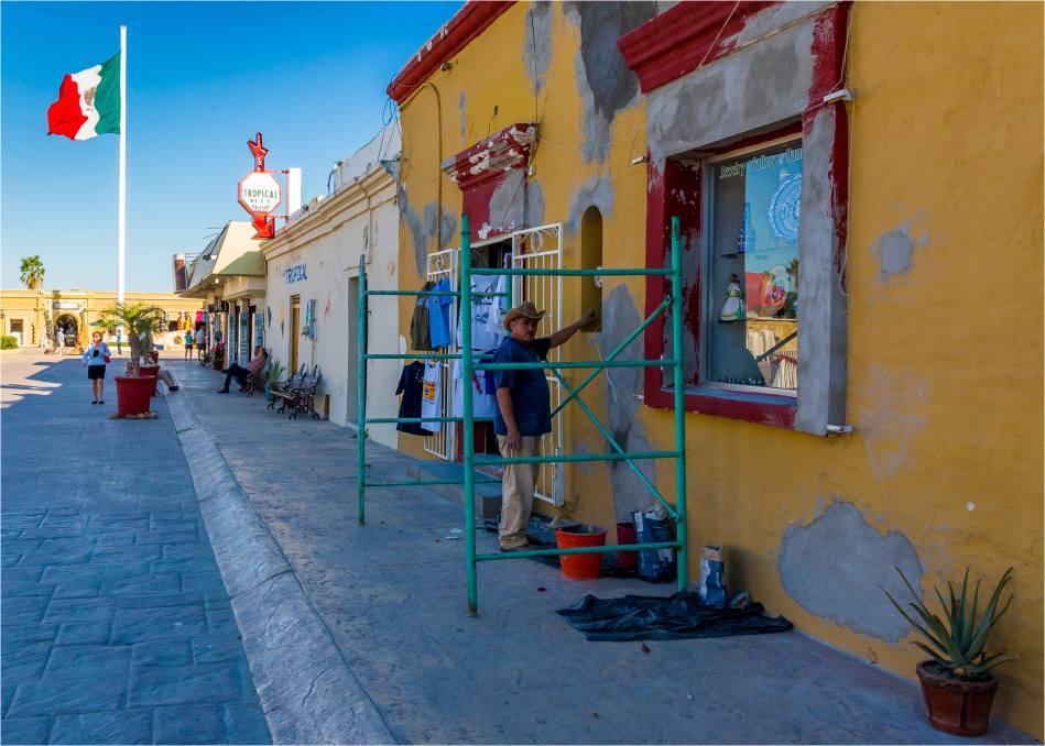 Street scene in San José del Cabo - © Christopher Martin-6753