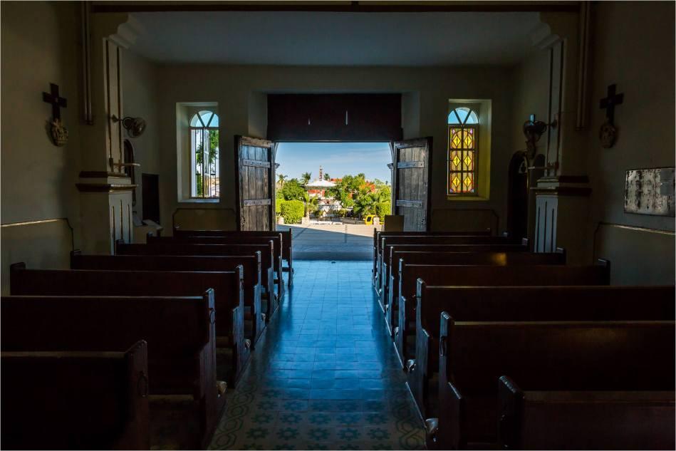 Inside the Misión de San José del Cabo Anuiti - © Christopher Martin-6783