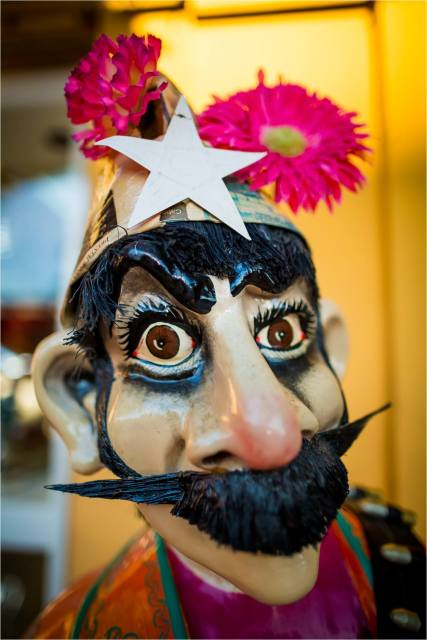 Payaso sculpture - © Christopher Martin-6846