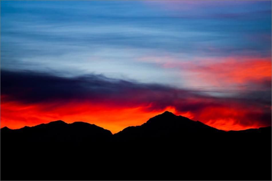 Ridges of fire - © Christopher Martin-9856