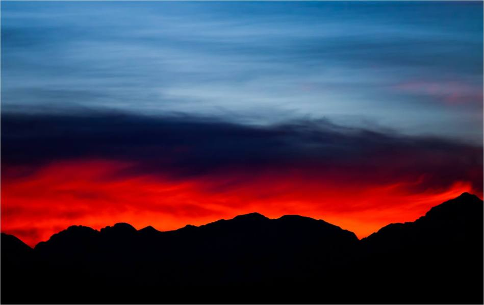 Chinook sunsets over the Rockies - © Christopher Martin-9867