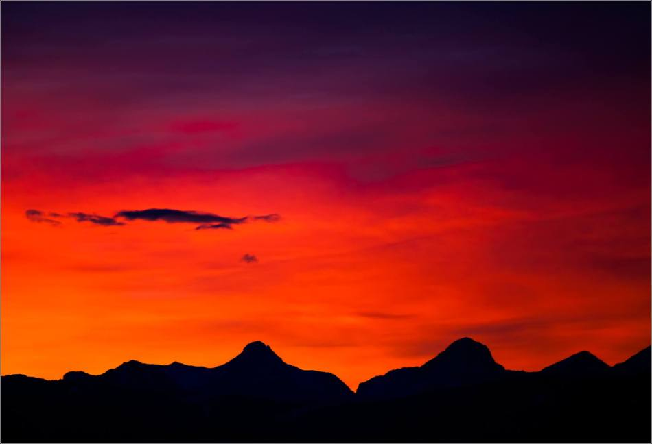 Rocky Mountain After Glow © Christopher Martin-9926