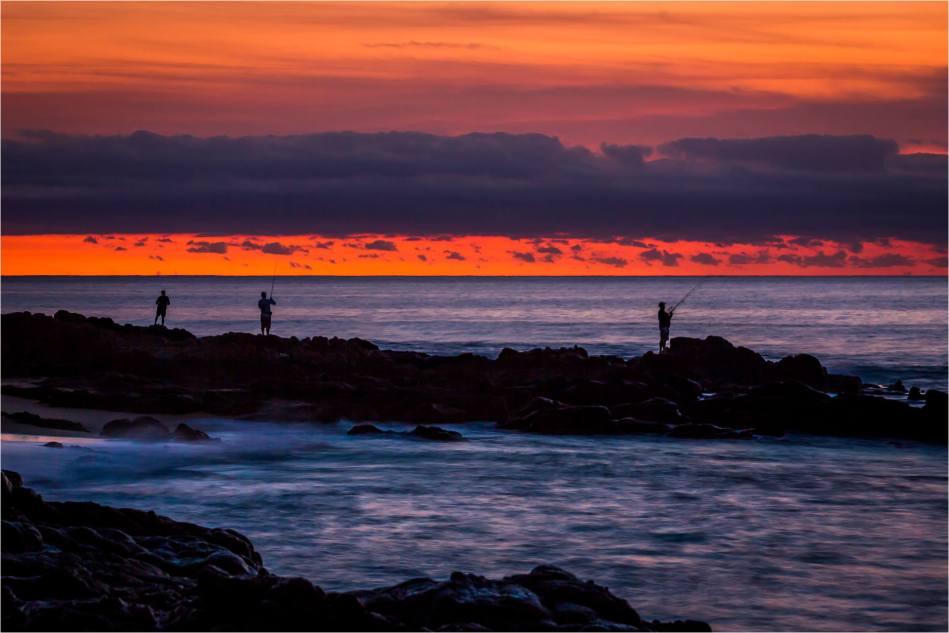 Pre-dawn fishermen - © Christopher Martin-4432