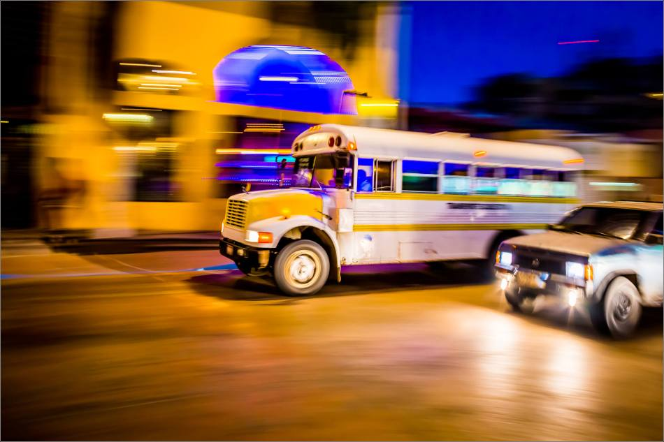 Cabo traffic's night moves - © Christopher Martin-3351