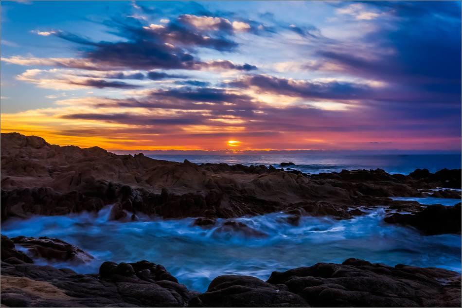 Dawn on the rocks - © Christopher Martin-1085
