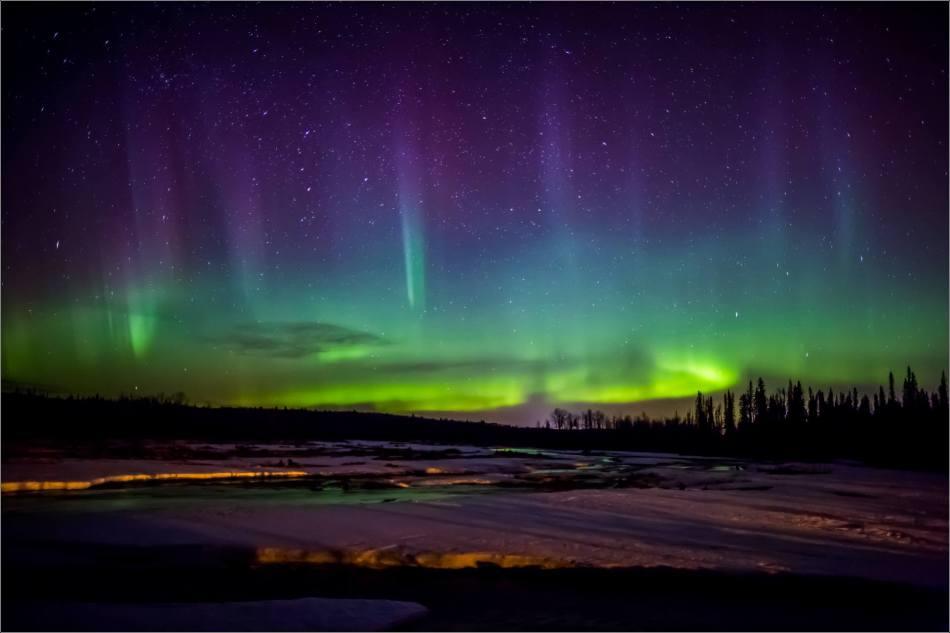 Spring Equinox Aurora - © Christopher Martin-2383