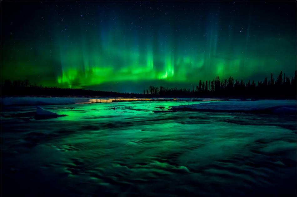 Spring Equinox Aurora - © Christopher Martin-2472