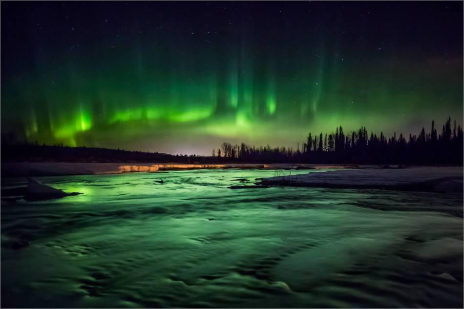 Saint Patrick's Aurora - © Christopher Martin-2473