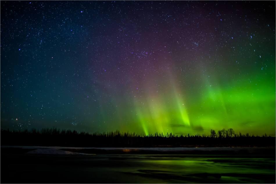 Spring Equinox Aurora - © Christopher Martin-2491