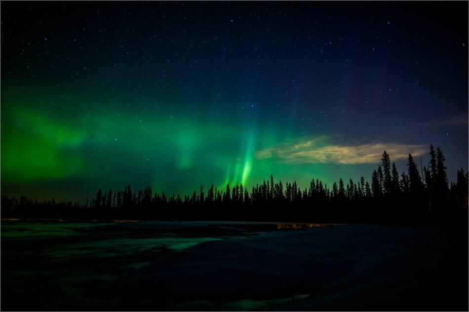Spring Equinox Aurora - © Christopher Martin-2505
